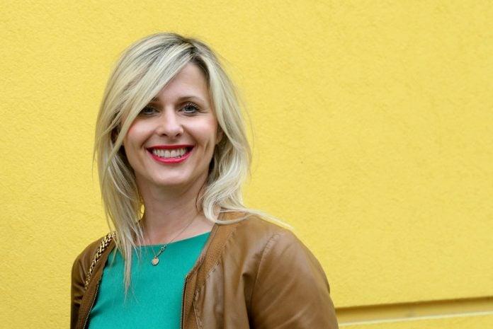 Dijana Zadravec, foto: Zlatko Vrzan