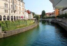 Ljubljana, Slovenija, foto: Pixabay