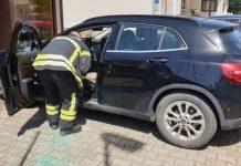 Vatrogasci spasili bebu Karlo Eisenbeisser/podravski.hr