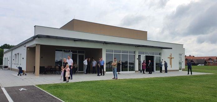 Nova Baptistička crkva u Mačkovcu