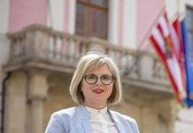 Barbara Antolić Vupora, predsjednica ŽO SDP-a Varaždinske županije