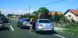 prometna pušćine