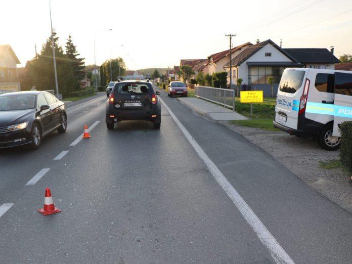 Prometna nesreća u Šenkovcu