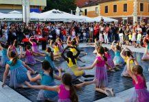 Ovako je prijašnjih godina izgledao Vivona street dance form