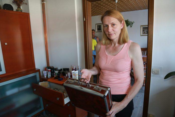 Katarina Kutnjak bila je opljačkana dva puta u manje od mjesec dana
