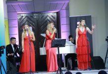 Tri soprana u Čakovcu Irma Dragičević, Gabriela Hrženjak, Tamara Korunek