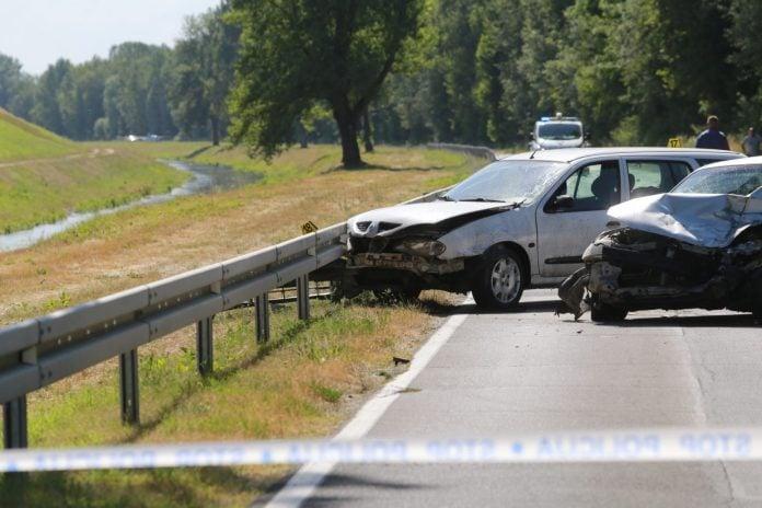 Prometna nesreća Oporovec-Donji Mihaljevec