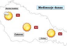 vremenska prognoza 6-7-danas