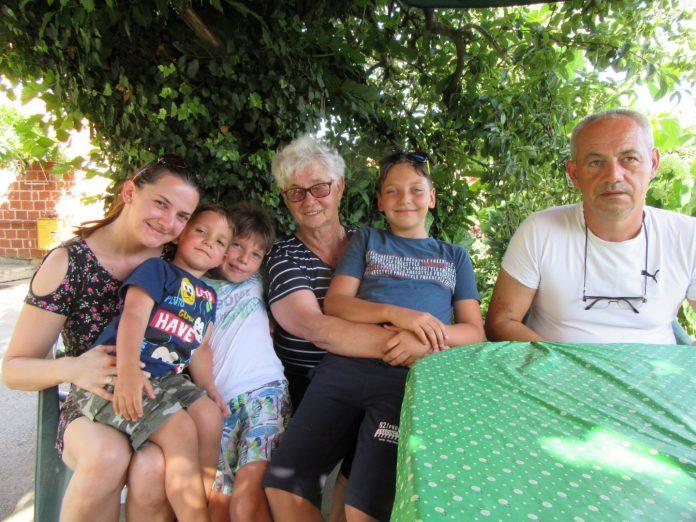 Ana Srnec najbolja baka
