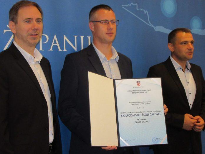 Nagrada Šegt Hlapić