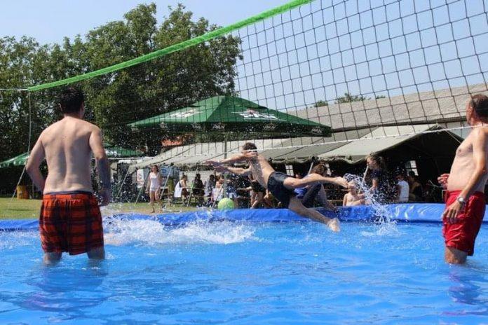turnir odbojke na vodi