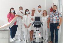 Novi pokretni ultrazvučni aparat je od velike važnosti kod prijema svake trudnice ili rodilje