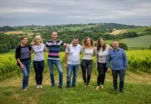 Predstavnici međimurskih vinarija koje sudjeluju u manifestaciji GO!VGOrice