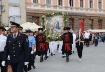 porcijunkulovo misa i procesija