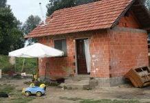 Kuća Nine Baloga u Paragu koji je osumnjičen za ubojstvo