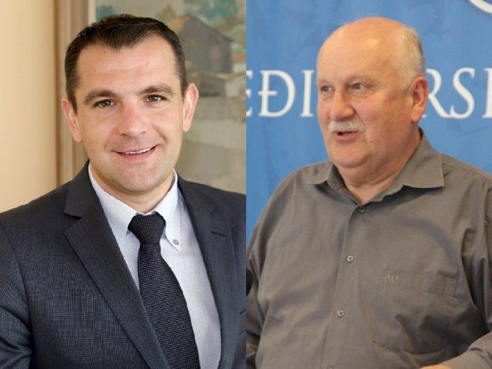 Matija Posavec, Josip Grivec