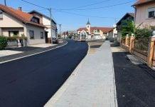 Mihovljan prvomajska ulica završetak radova