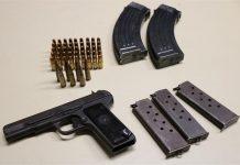 Oduzeto oružje u pretresu kuće Pribislavec